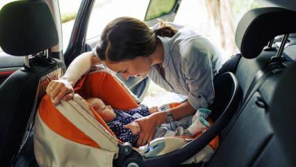 Yenidoğan puset kaç aya kadar kullanılır? Bebek pusete nasıl yatırılır ve oturtulur?