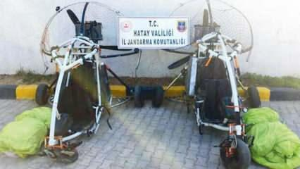 Hatay'da paramator ve yamaç paraşütü faaliyetleri yasaklandı