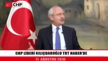Emine Erdoğan üzerinden polemik yapan Kılıçdaroğlu yine kendisiyle çelişti