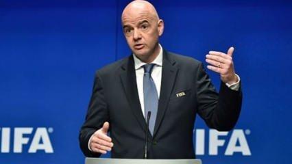 """FIFA ve UEFA'dan açık tehdit! """"Men ederiz"""""""