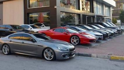 73 milyonluk lüks otomobil vurgununda yeni gelişme!
