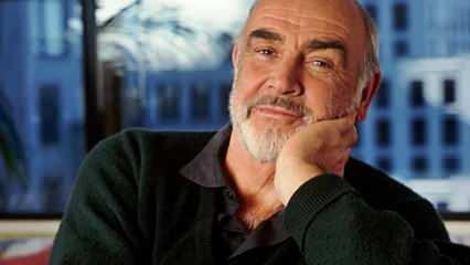 Efsanevi aktör Sean Connery hayatını kaybetti