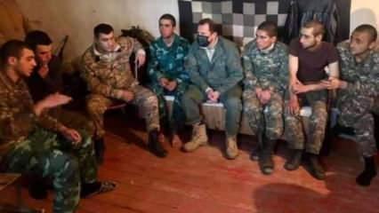 Ermenistan'dan yeni provokasyon: PKK'lılara Azerbaycan üniforması