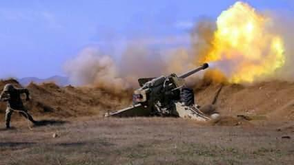Ermenistan ordusu darmadağın: O isim vuruldu