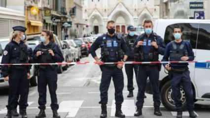 Fransa'da provokatörler iş başında: Saldırgan bakın kim çıktı!