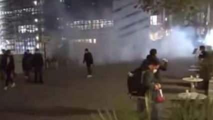Paris'te büyük kaos: Yasağı delmek için şehri terk ediyorlar