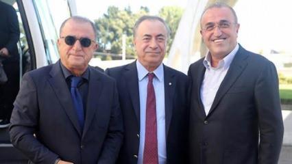 Galatasaray'daki dev zirvede 3 anlaşma