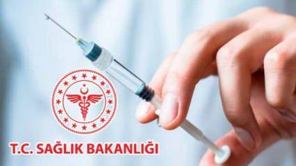 Grip aşısı öncelikli olarak kime yapılacak?  Sağlık Bakanlığı e-Nabız grip aşısı sorgulama!