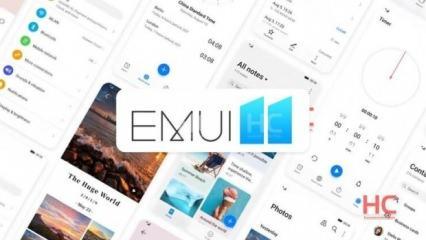 Huawei EMUI 11 güncelleme takvimini paylaştı