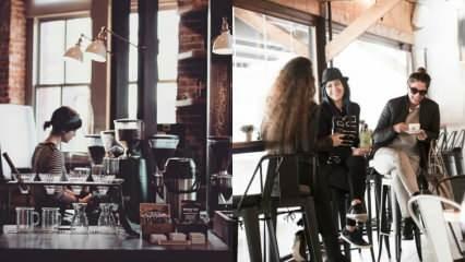 Beşiktaş'ın en gözde yeni nesil kahve dükkanları
