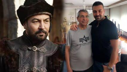 Kuruluş Osman oyuncusu Saruhan Hünel'in acı günü! Babası koronavirüsü yenemedi