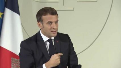 Macron: Bunu yapmak tam bir delilik