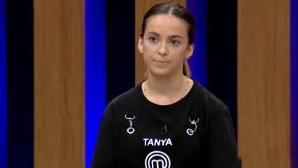 Masterchef Tanya'nın ifşası olay oldu...
