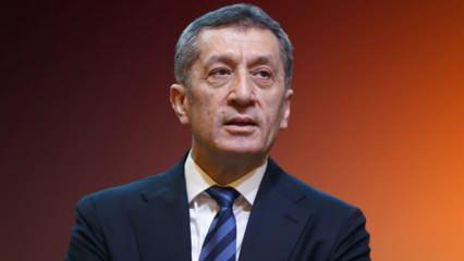 Milli Eğitim Bakanı Selçuk'tan okulların açılmasıyla ilgili son dakika açıklaması