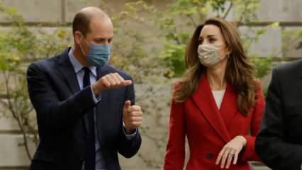 Prens William ve Kate Middleton dedikodu yapmayacak yeni personel arıyor!