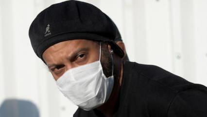 Ronaldinho'nun koronavirüs testi pozitif çıktı!