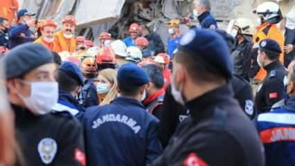 Son dakika haberi: İzmir'de yeni mucize! 26 saat sonra ses duyuldu