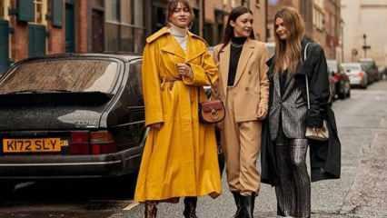 Sonbahar/ Kış 2020- 2021 en iyi moda trendi!