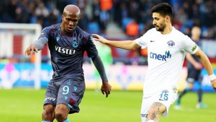 Trabzonspor - Kasımpaşa! Muhtemel 11'ler!