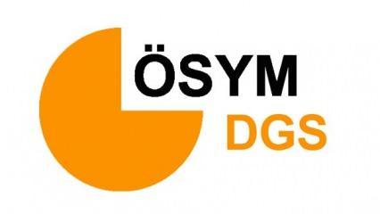 2020 DGS ek tercih nasıl yapılır? DGS ile geçiş yapılacak Lisans programları taban puanları!