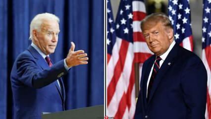 ABD Seçim Sonuçları Ne Zaman Saat Kaçta Açıklanacak? Ankete göre Trump mı Biden mı kazanacak?