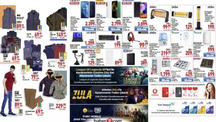 CarrefourSA 6 Kasım aktüel ürünler kataloğu | Yüzlerce üründe indirimli fiyatlar!