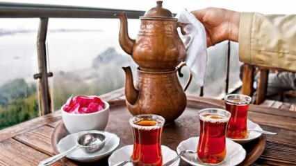 Çay nasıl yıkanır? Çay demlenmeden önce yıkanır mı? Lezzetli çay demlemenin püf noktaları