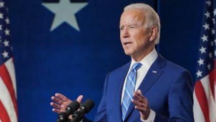 Dünya liderlerinden Biden'a tebrik yağdı