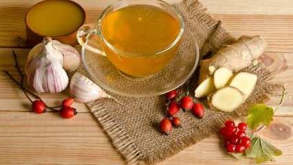 En doğal antibiyotik olan: Sarımsak çayının faydaları nelerdir? Sarımsak çayı nasıl yapılır?