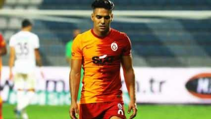 Falcao için Galatasaray'a yeni transfer teklifi!