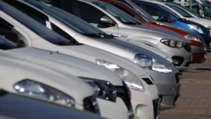 İkinci el otomobil pazarında satış ve fiyatlar düştü