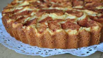 İrlanda usulü elmalı kek nasıl yapılır? Elmalı kek tarifi