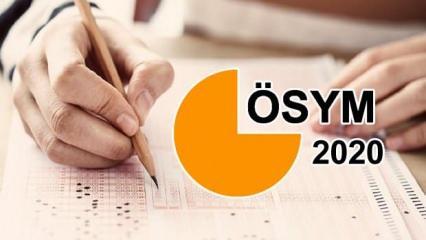 2020 KPSS önlisans sınav sonuçları erken  açıklanır mı? ÖSYM 2020 memurluk sınav sonuç tarihi!