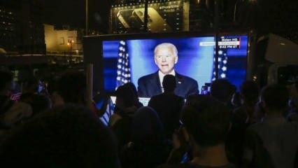Liderlerden Biden'a tebrik mesajı