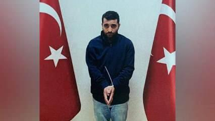 MİT'in Kuzey Irak'ta yakaladığı Kayseri saldırısının faili tutuklandı