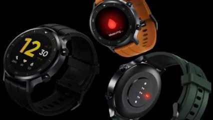 realme'den uygun fiyatlı akıllı saat: realme Watch S