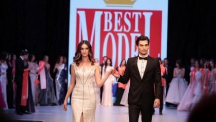 Best Model 2020 Yüz Güzeli Aleyna Deniz 'Kendall Jenner'e benzetildi