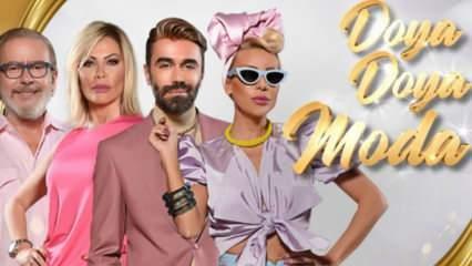 Doya Doya Moda 1 Aralık Salı günü birincisi kim? Doya Doya Moda 1 Aralık puan durumu