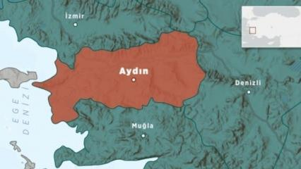 Ege'de korkutan yeni deprem! Aydın ve İzmir sallandı! Son dakika açıklamaları...
