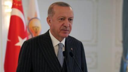 Erdoğan'dan son dakika açıklamaları: Yeni bir seferberlik başlatıyoruz