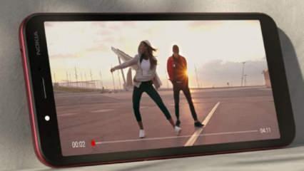 Giriş seviyesi için kompakt model: Nokia C1 Plus