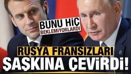 Karabağ'daki gelişmeler Fransızları şoke etti!