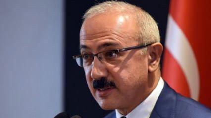 Lütfi Elvan kimdir ? İşte Ekonominin başına geçen yeni Hazine ve Maliye Bakanı'nın biyografisi