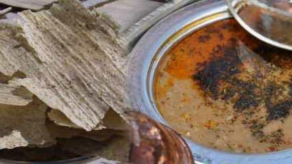 Maraş tarhanası evde nasıl yapılır? Maraş usulü tarhana çorbası tarifi
