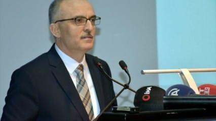 Merkez Bankası Başkanı Naci Ağbal'dan ilk açıklama geldi