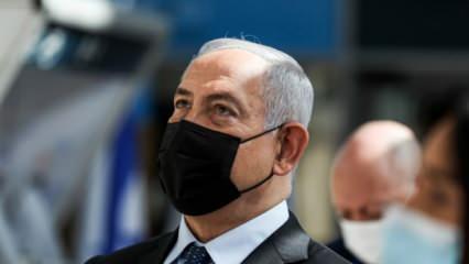 Netanyahu: Aşı için Pfizer ile anlaşma imzaladık