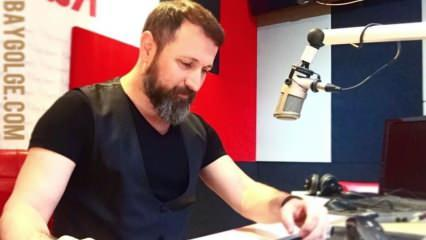 Radyo programcısı Talha Bora Öge koronavirüse yakalandı!