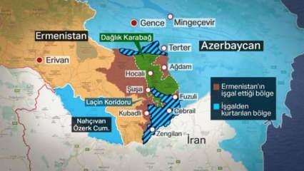 Son dakika: Karabağ'da hüsrana uğrayan Ermenistan yenilgiyi kabul etti!