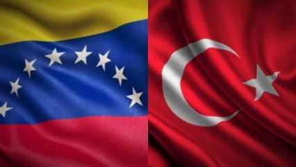 Türkiye ile Venezuela arasındaki anlaşmayla yeni dönemin kapısını araladı