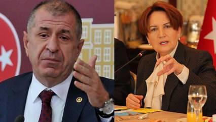 Ümit Özdağ: İYİ Parti, HDP ile masaya oturup anayasa hazırladı